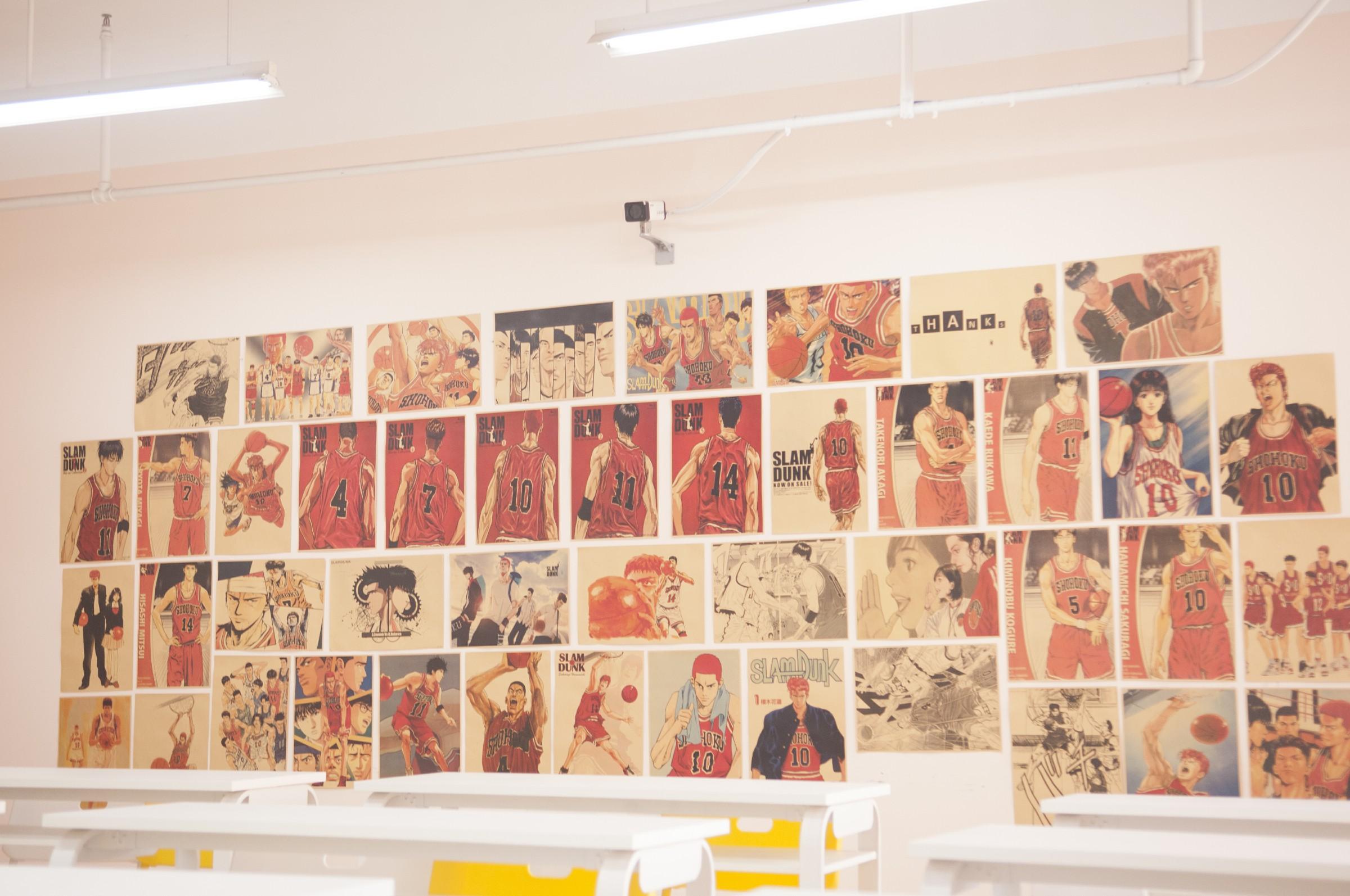 平成分享会:情怀、日系、复古各色主题教室,你喜欢哪间?