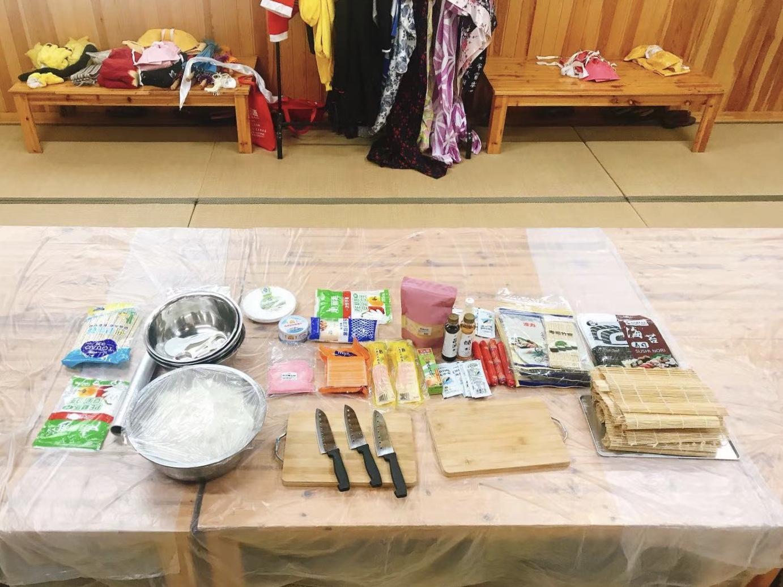 """平成日语美食文化周丨足不出""""校"""" ,体验日本美食!"""